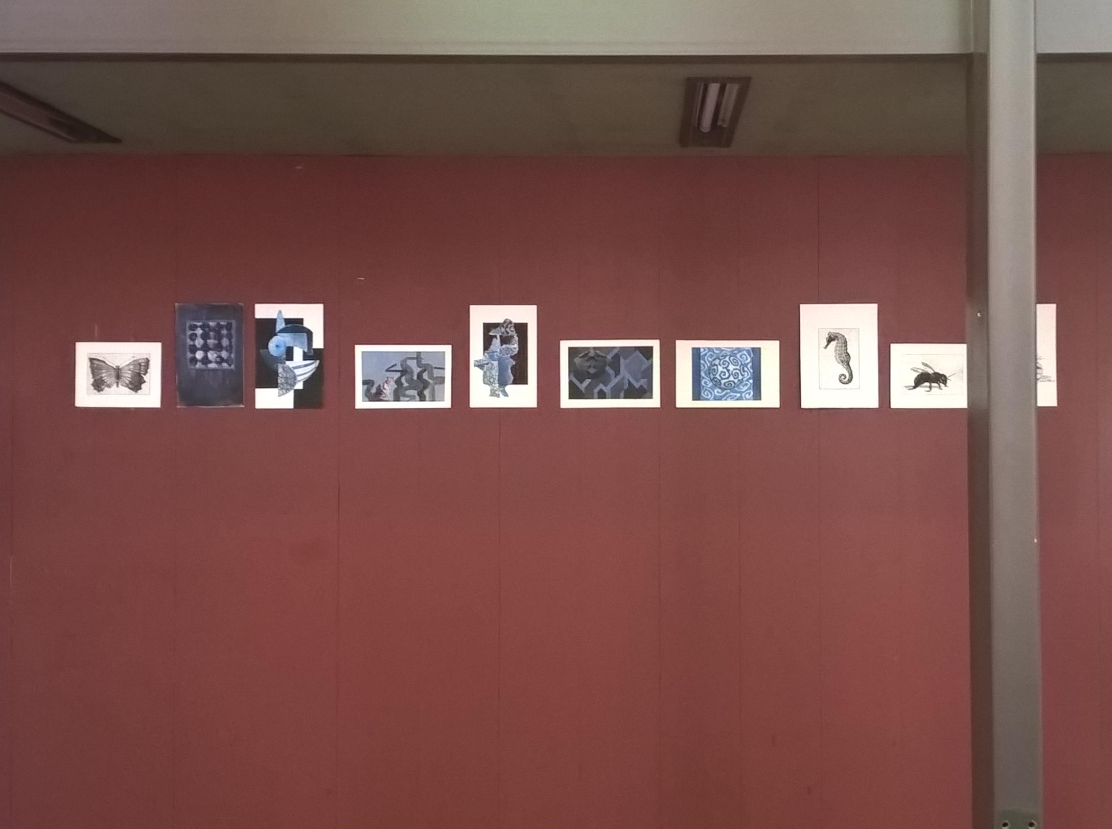 Foto atelier, expositie Weeshuis 3