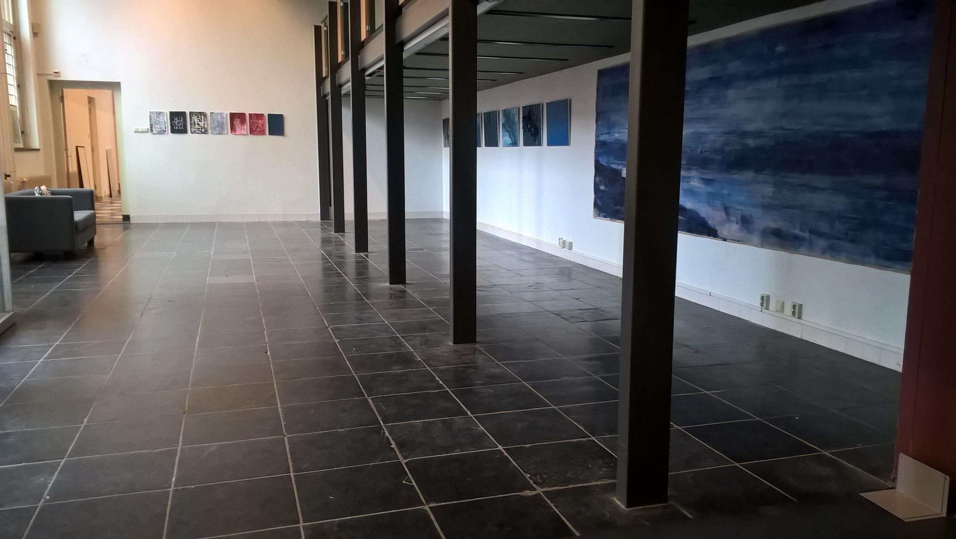 Foto atelier, expositie Weeshuis 5