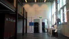 Foto atelier, expositie Weeshuis 2