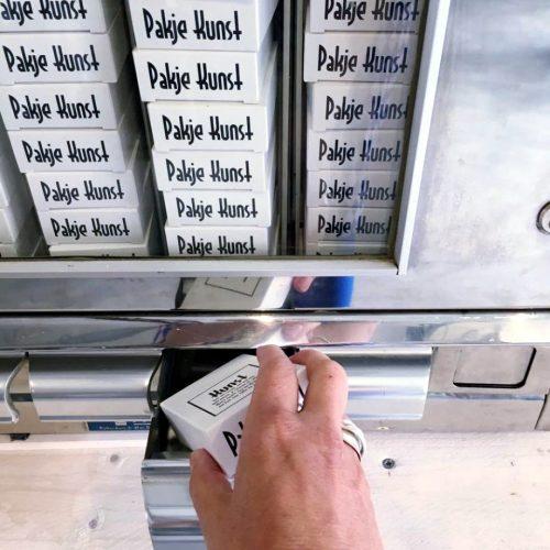 Automaat-Pakje-Kunst