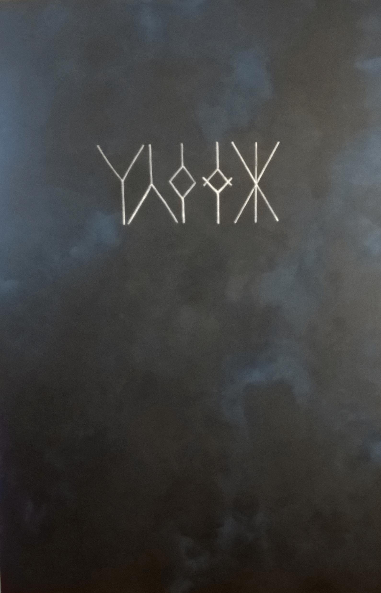 Symbols-2-acryl-op-aluminium-80x120-cm