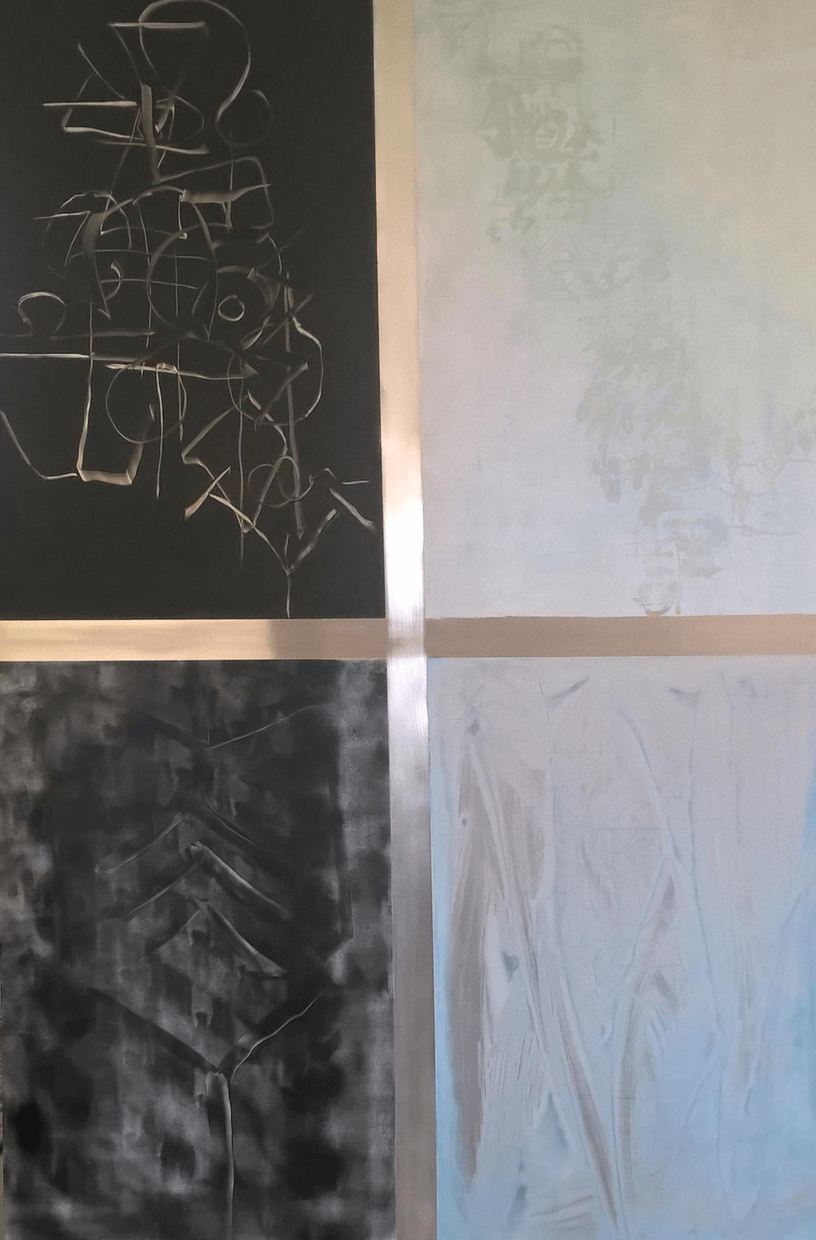 Symbols-6-acryl-en-olieverf-op-aluminium-80x120-cm-proefplaat