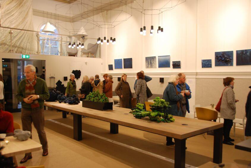 conceptuele kust - expositie gouda