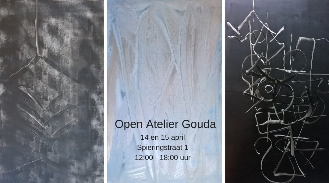 14  en 15 april Open Atelier Gouda