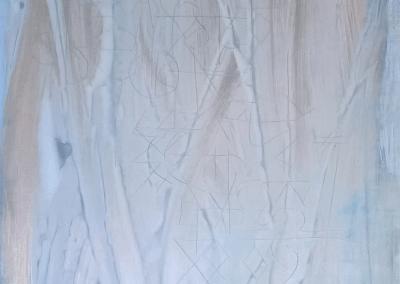 acryl op alupanel 38x58 cm