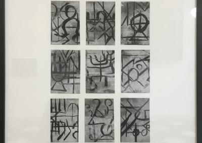 symbols fragmenten