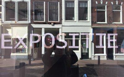 Expositie in Wijdstraat 19 in Gouda van 4 t/m 30 april