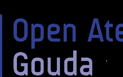 Open Atelier Gouda 13 en 14 april