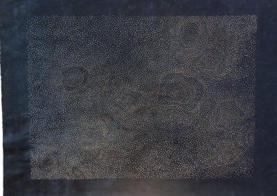 plattegrond zwart groot