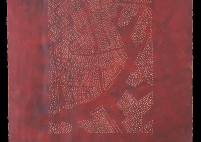 plattegrond rood