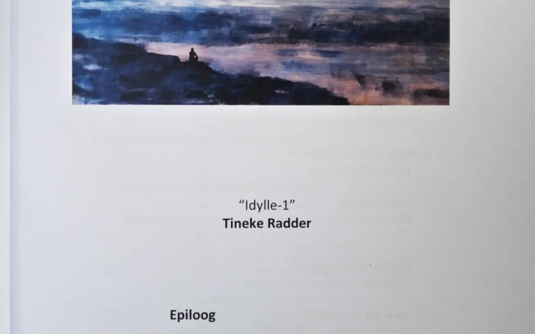 Een mooi gedicht van Rob Haster bij het schilderij Idylle.