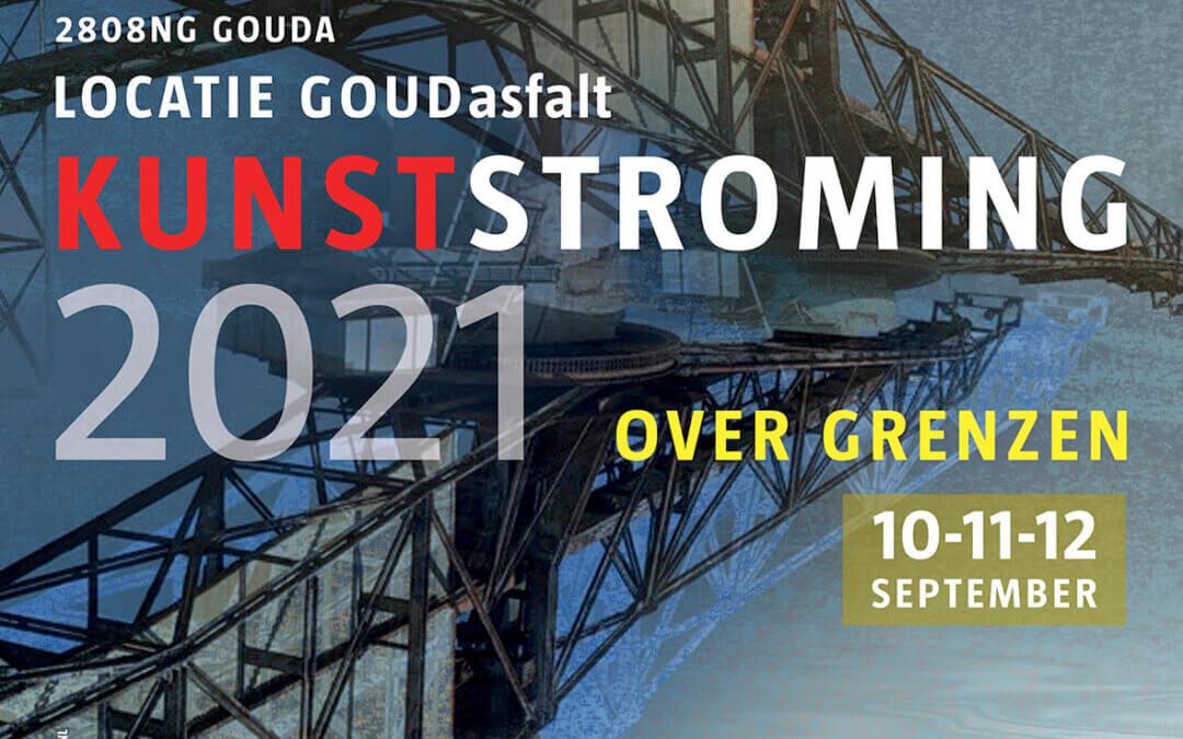 Deelname Kunststroom 2021 op 10,11 en 12 september
