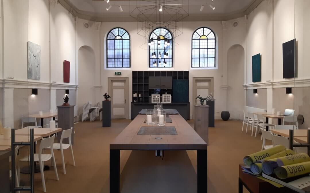 Open Atelier Gouda 2 en 3 oktober